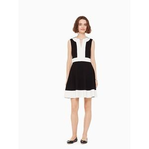 New with tag Kate Spade color block dress